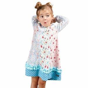Matilda Jane SWEET DREAMS Nightgown Holiday Mitten